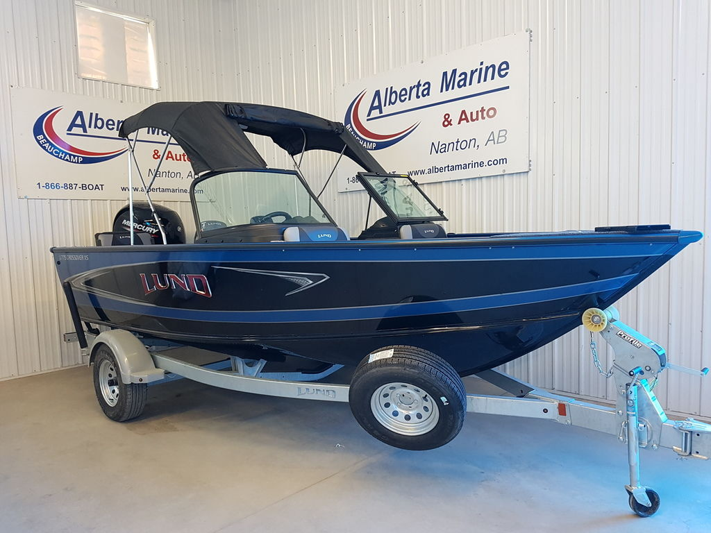 For Sale: 2020 Lund 1775 Crossover Xs Sport ft<br/>Alberta Marine