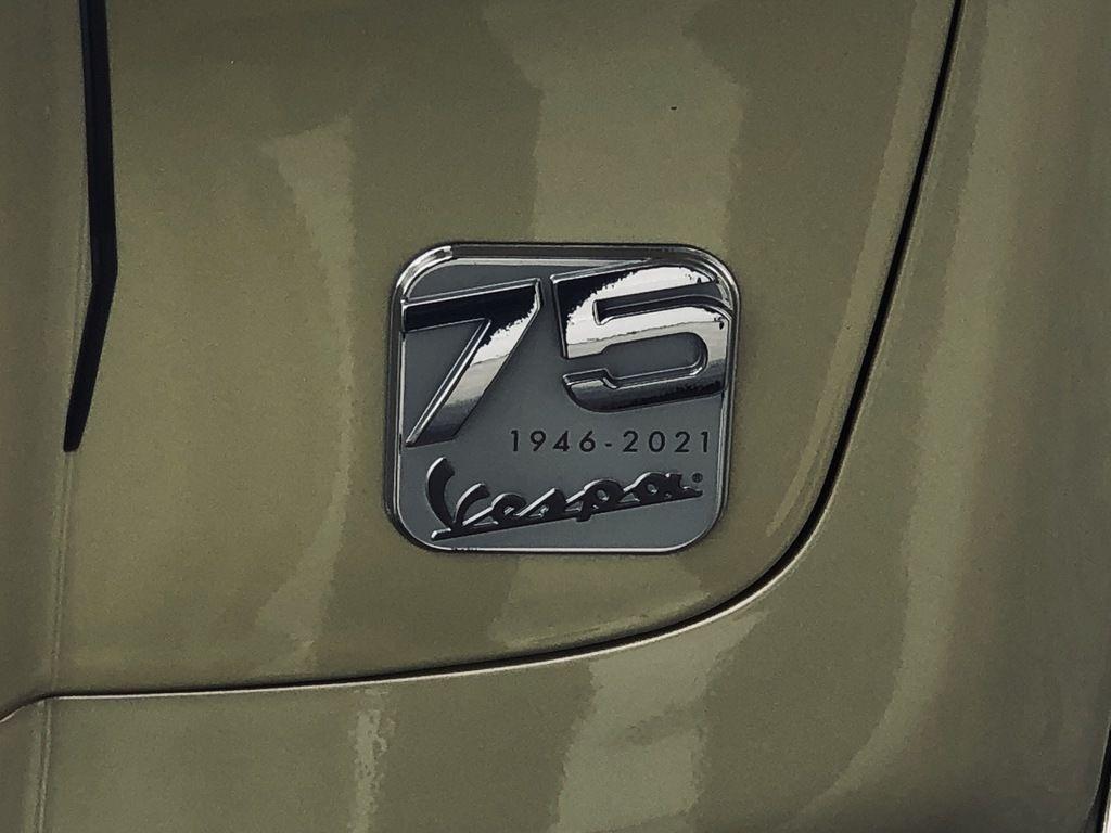 2021 vespa primavera 150 75th for sale in las vegas