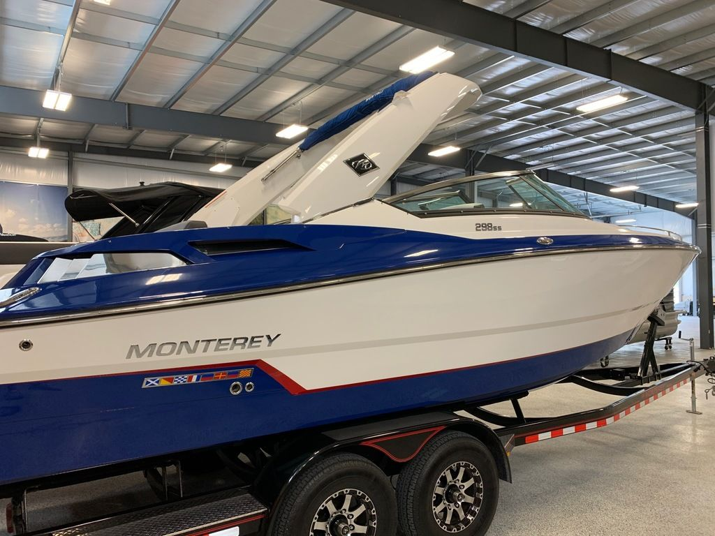 2019 Monterey boat for sale, model of the boat is 298SS & Image # 2 of 9