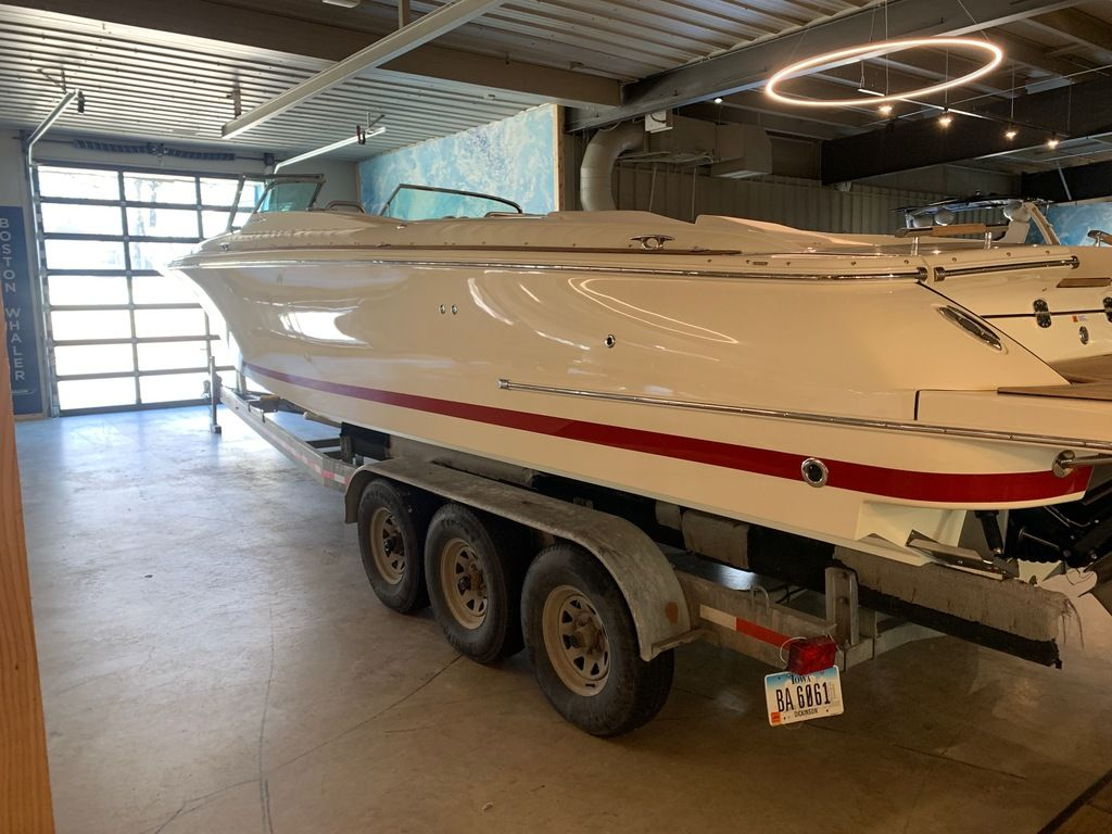2020 Chris Craft boat for sale, model of the boat is Corsair 34 & Image # 3 of 32