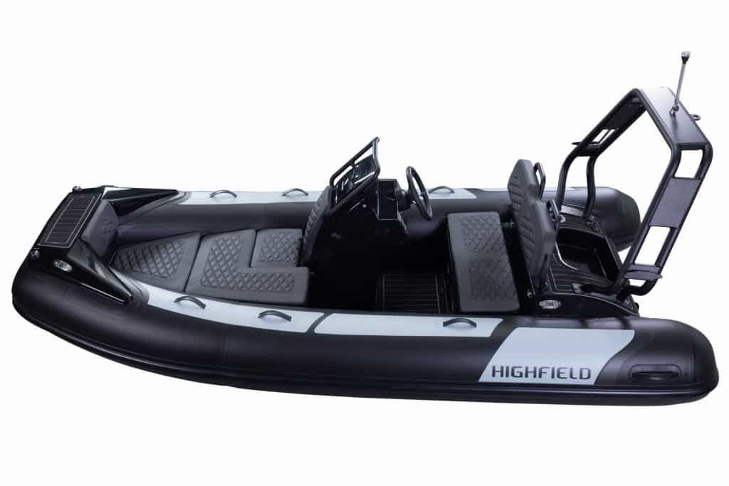 For Sale: 2021 Highfield Sport 390 Deluxe ft<br/>Co2 Inflatable Boats - Oakville