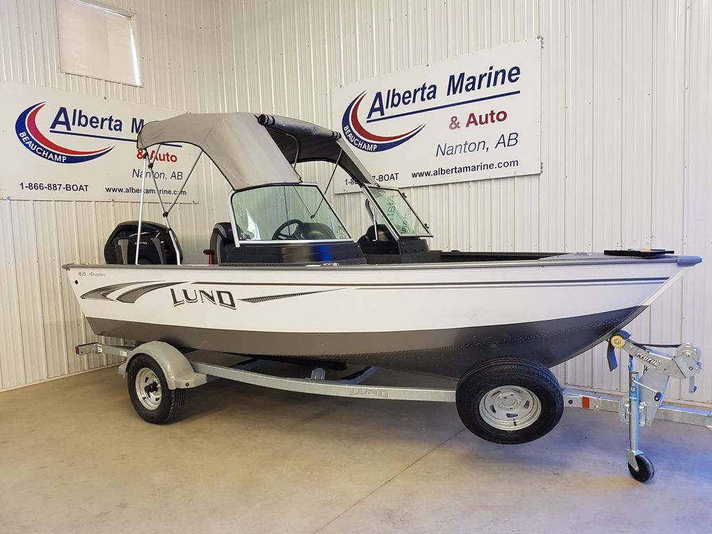 For Sale: 2019 Lund 1675 Adventure Sport ft<br/>Alberta Marine