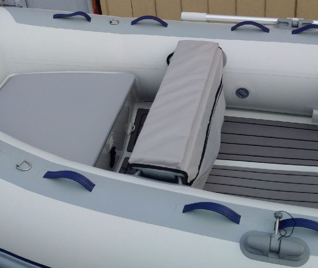 2021 Highfield boat for sale, model of the boat is CL 290 Bow Locker & Image # 2 of 6