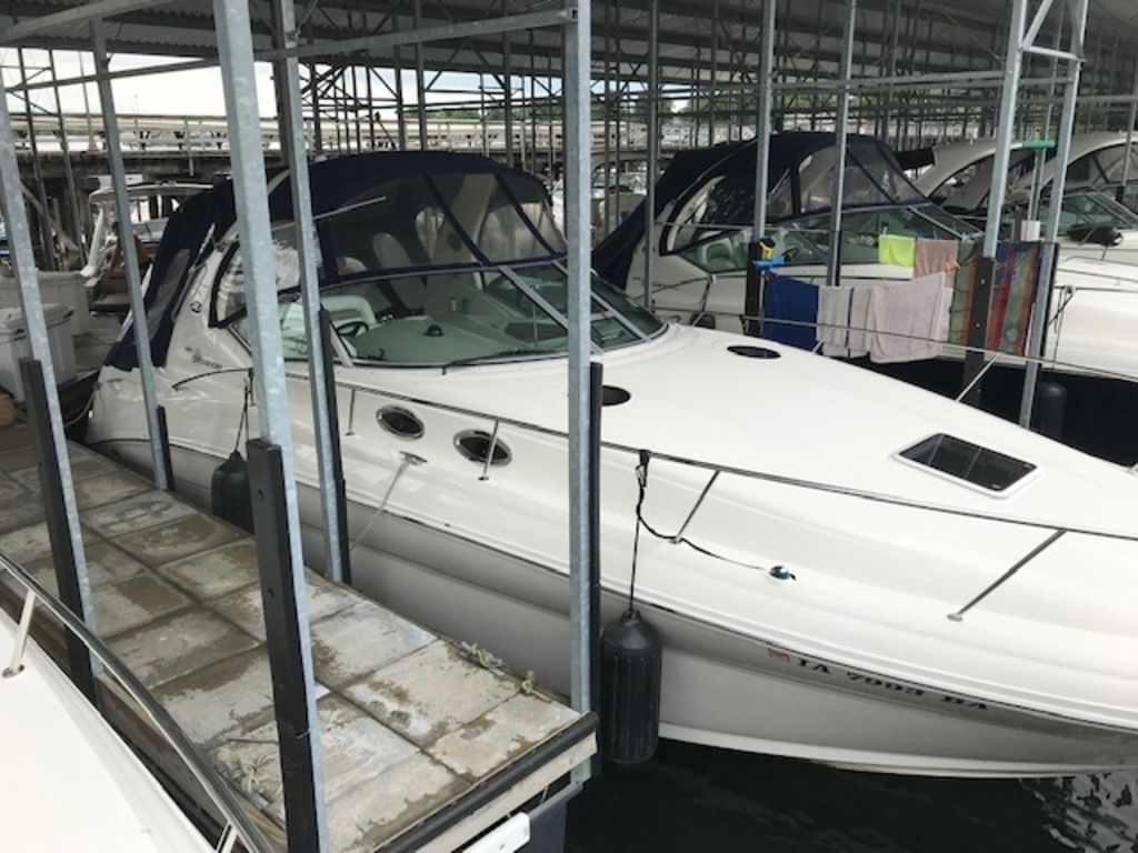 2005 Sea Ray boat for sale, model of the boat is 320 Sundancer & Image # 3 of 24