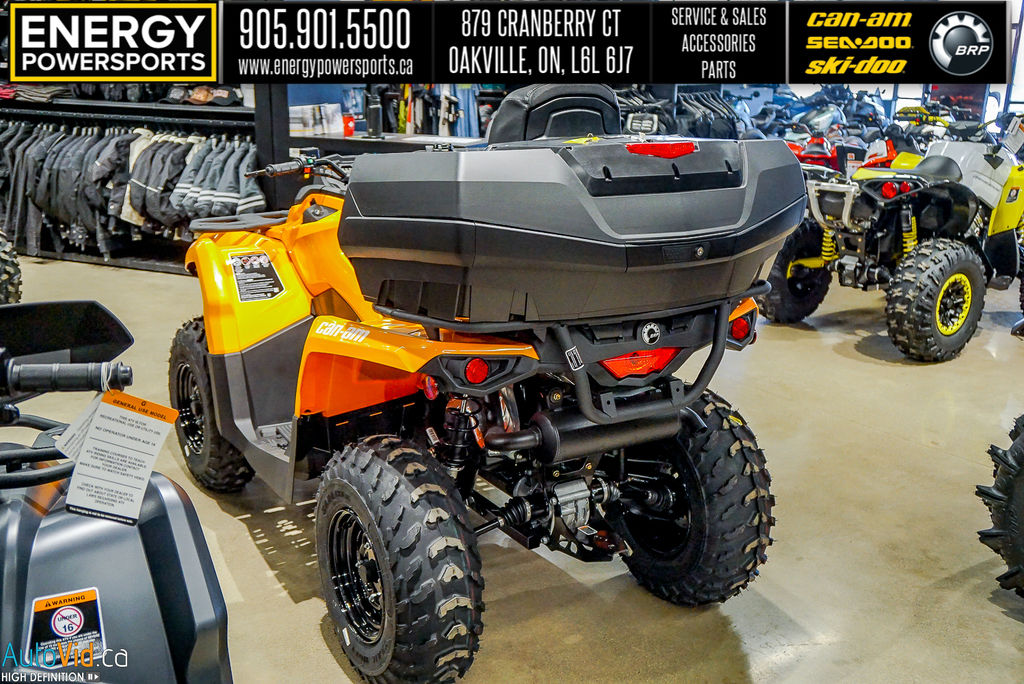 2020 Can-Am ATV boat for sale, model of the boat is Outlander™ DPS™ 570 & Image # 5 of 16