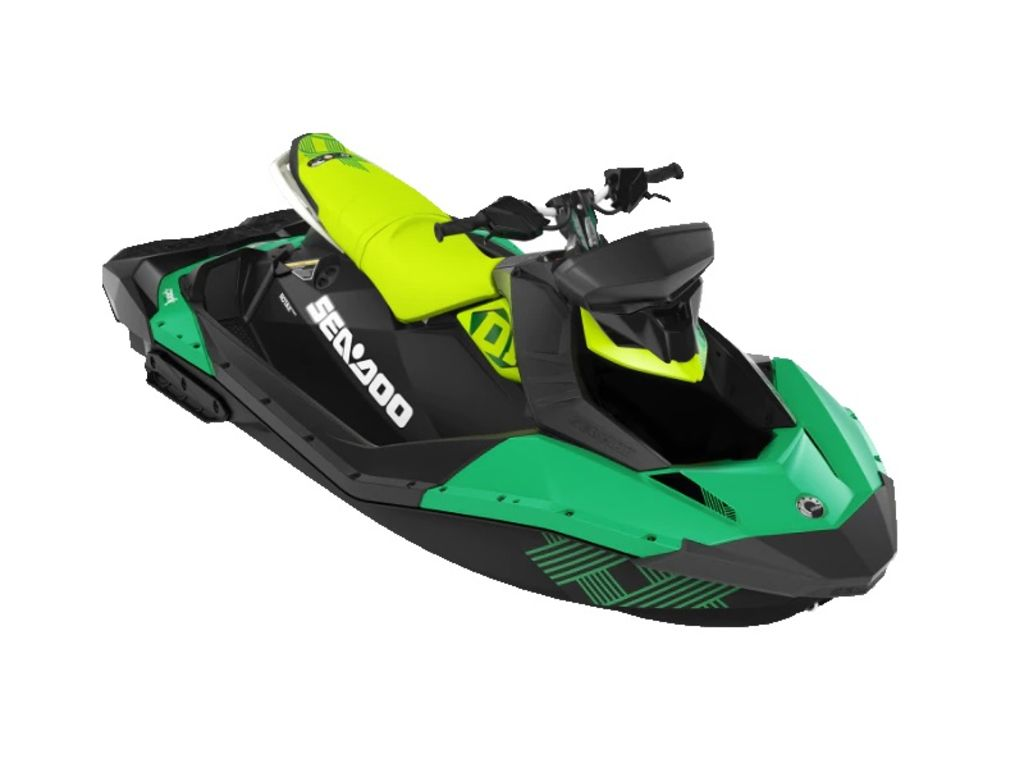 2020 Sea Doo PWC boat for sale, model of the boat is Spark® Trixx™ 3-up Rotax® 900 H.O. ACE™ IBR & Sound System & Image # 1 of 3