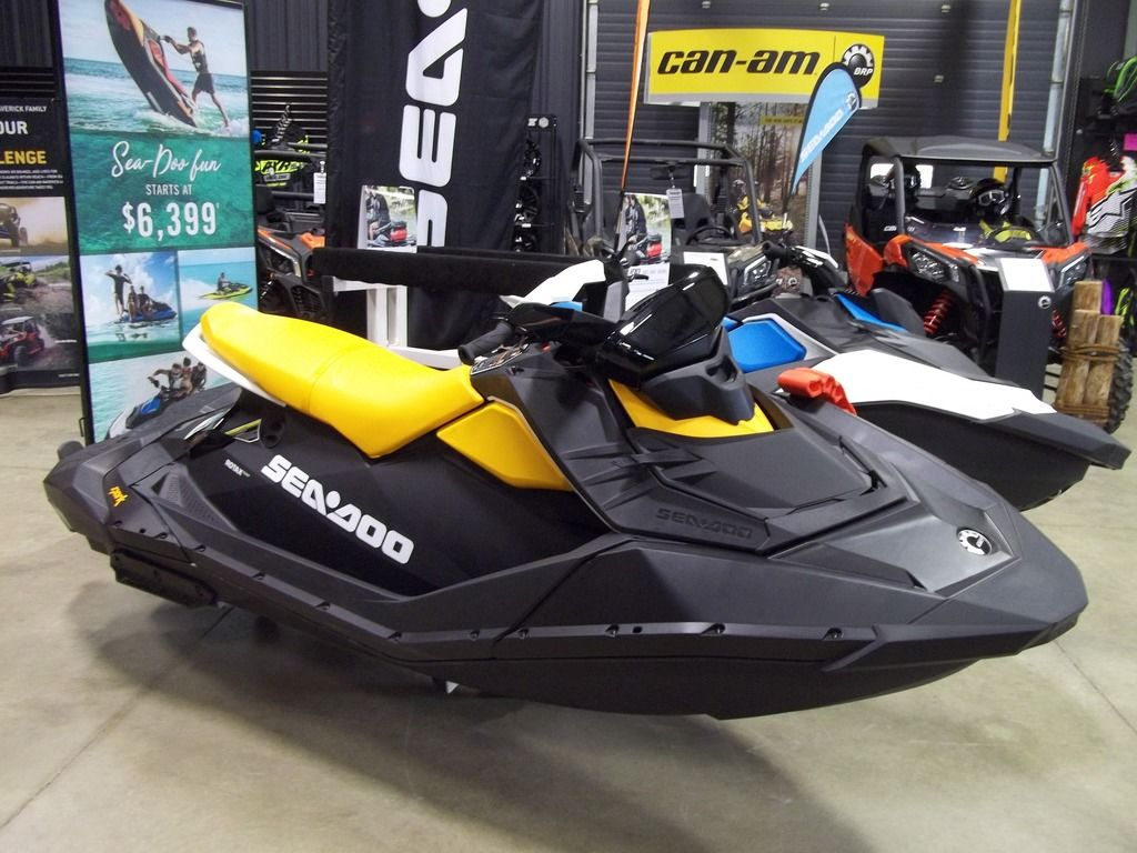 For Sale: 2019 Sea Doo Pwc Spark® 3-up Rotax® 900 Ho Ace™ Ibr, Conv & Sound System ft<br/>Precision Power Sports