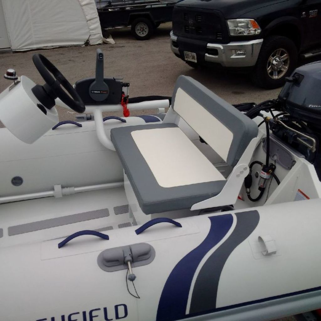 2020 Highfield boat for sale, model of the boat is CL 340 FCT & Image # 6 of 7