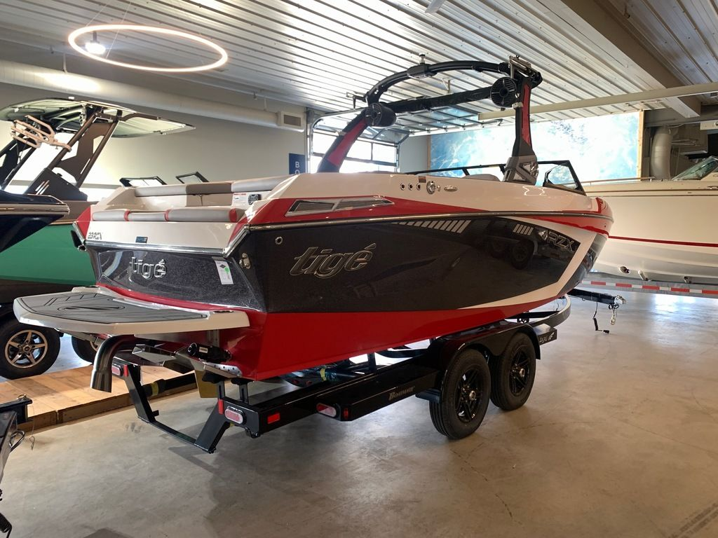 2021 Tige boat for sale, model of the boat is RZX Class 23 RZX & Image # 3 of 11