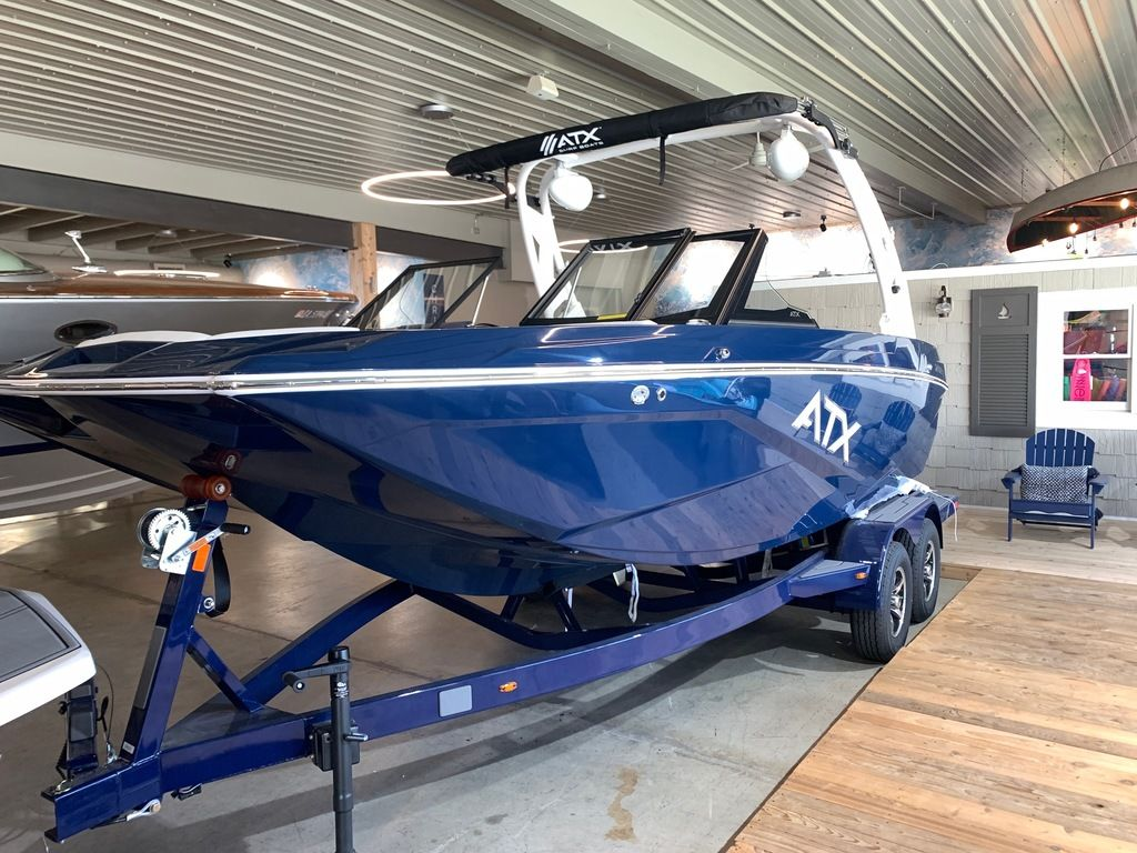 2021 ATX Boats boat for sale, model of the boat is 20 TYPE-S & Image # 1 of 14