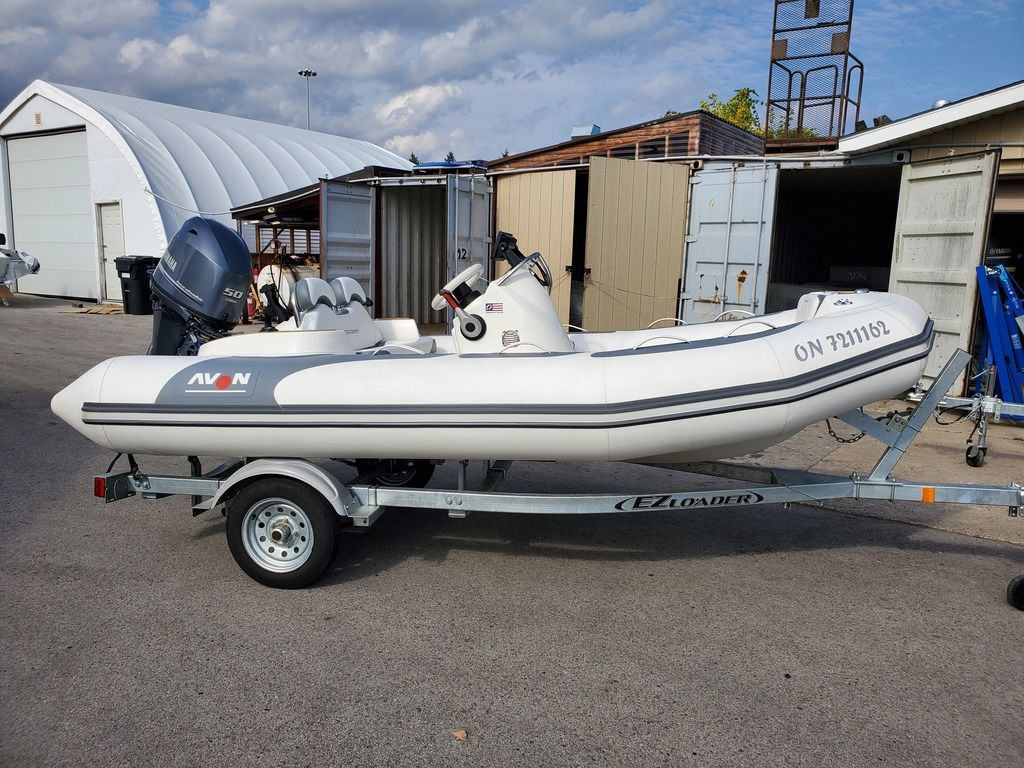 For Sale: 2019 Zodiac Avon 400 Sea Sport ft<br/>Co2 Inflatable Boats - Oakville