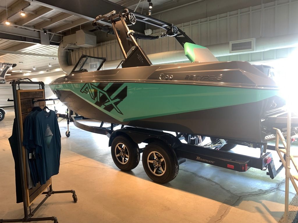 2021 ATX Boats boat for sale, model of the boat is 22 TYPE-S & Image # 2 of 10