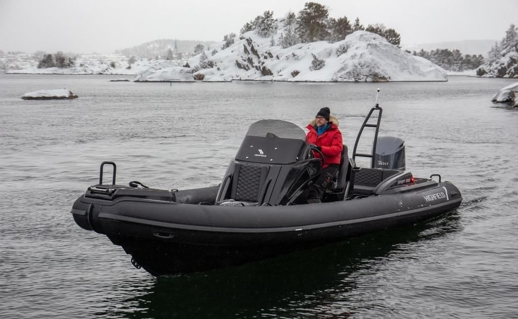 For Sale: 2021 Highfield Sport 800 ft<br/>Co2 Inflatable Boats - Oakville