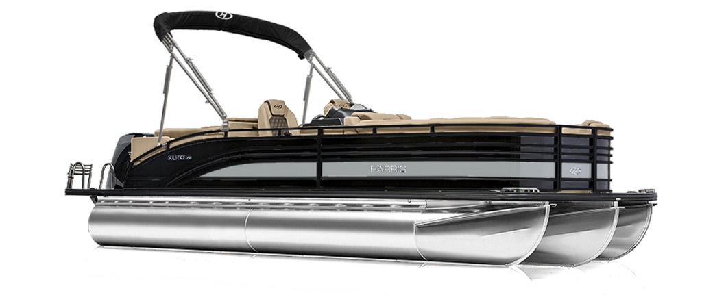 2021 Harris boat for sale, model of the boat is Solstice 250 SLDH & Image # 1 of 1