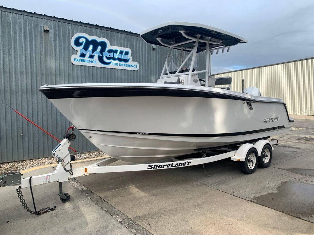 2019 BLACKFIN 212CC for sale