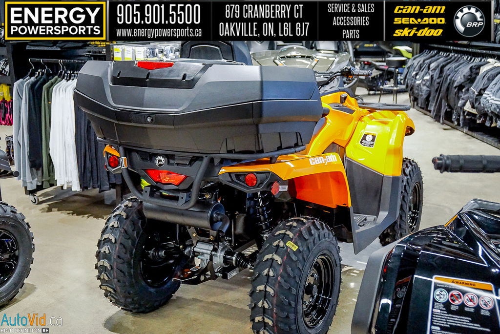 2020 Can-Am ATV boat for sale, model of the boat is Outlander™ DPS™ 570 & Image # 7 of 16