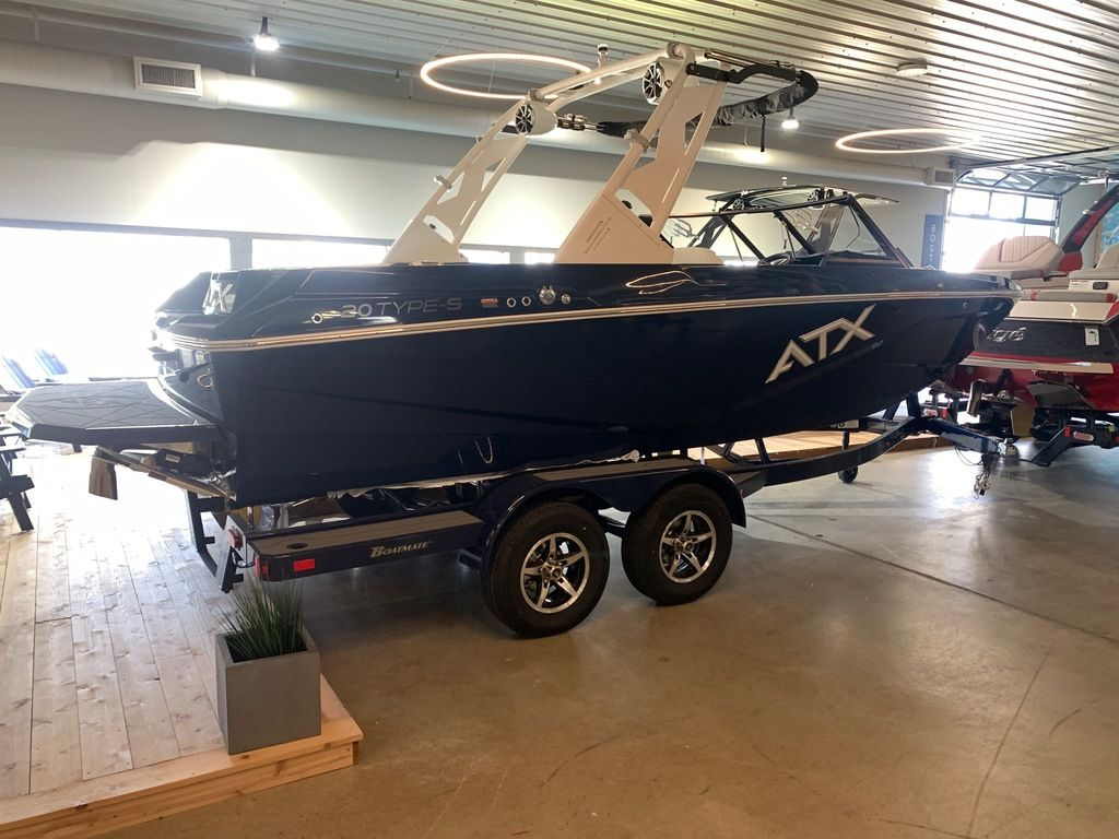 2021 ATX Boats boat for sale, model of the boat is 20 TYPE-S & Image # 4 of 14