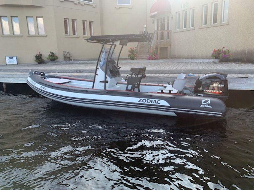 2021 Zodiac boat for sale, model of the boat is Open 7 & Image # 4 of 12