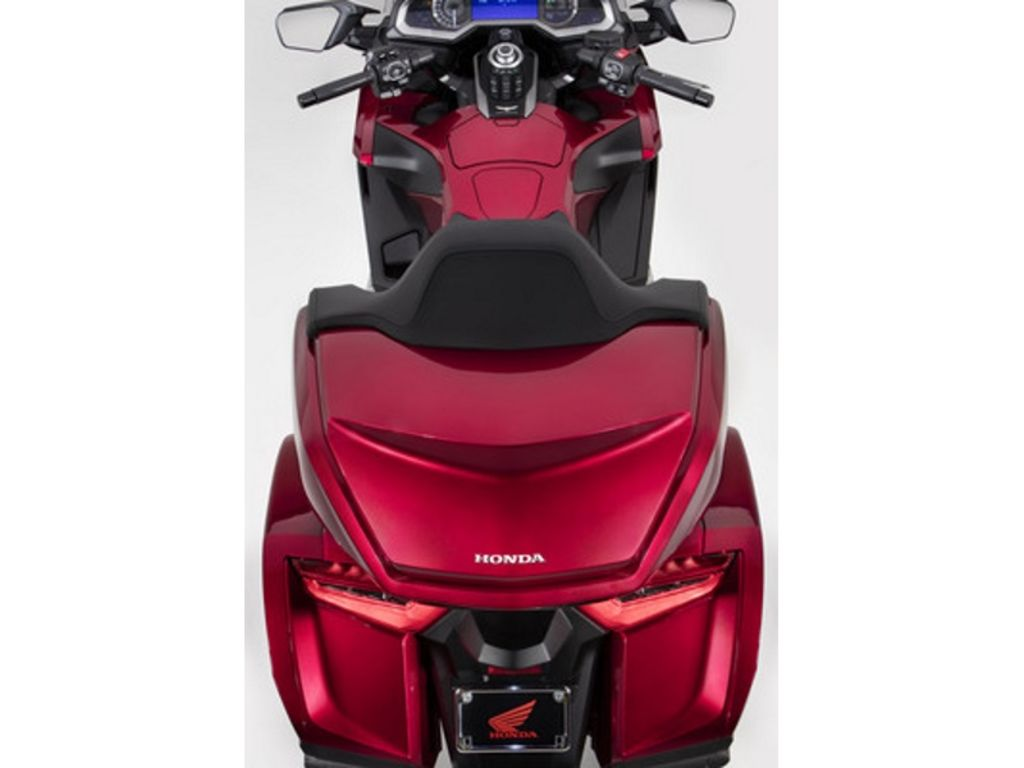 New 2018 Honda Gold Wing Candy Ardent Red Sport Touring