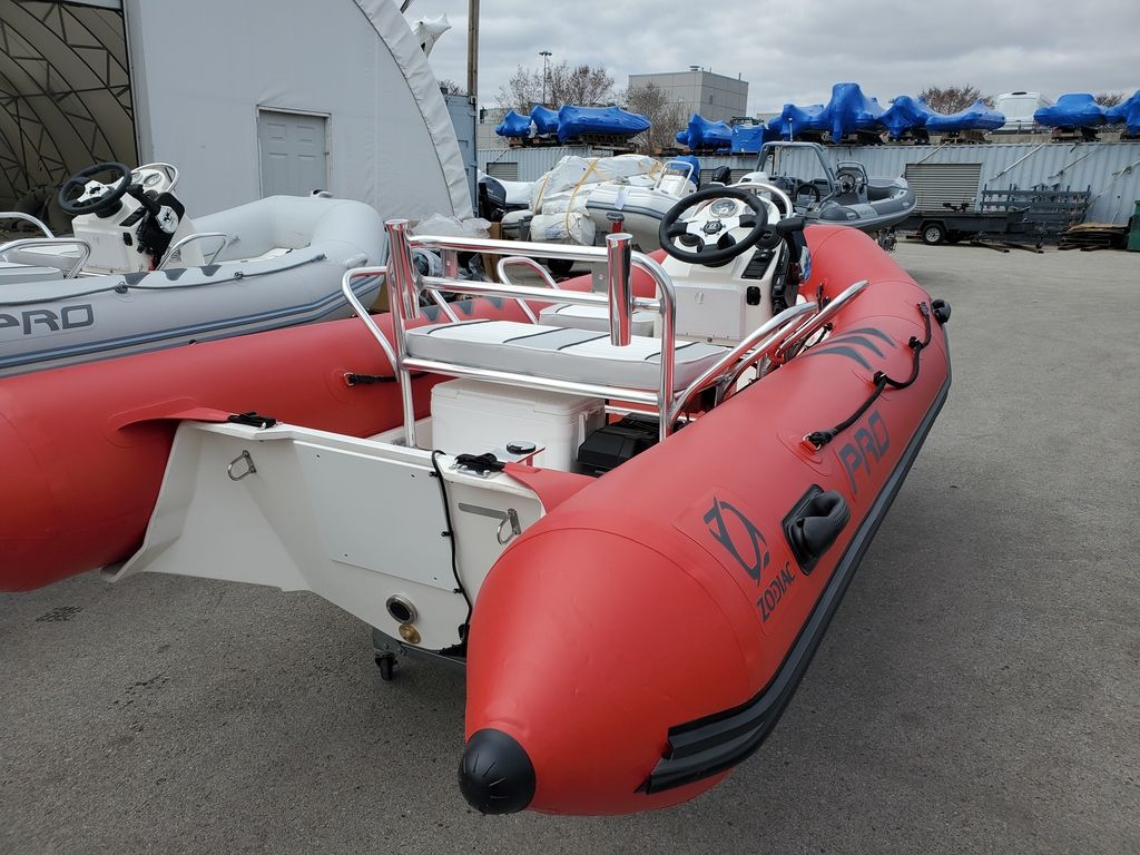 For Sale: 2021 Zodiac Bayrunner 420 ft<br/>Co2 Inflatable Boats - Oakville