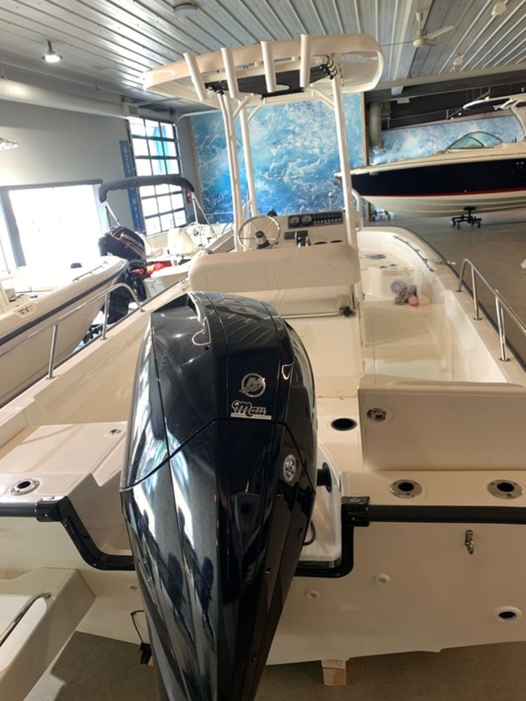 2019 Boston Whaler boat for sale, model of the boat is 210 Montauk & Image # 3 of 9