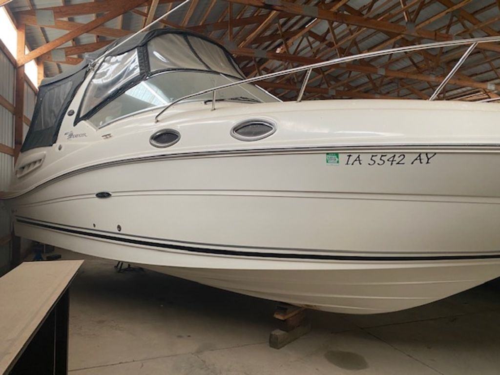 2005 Sea Ray boat for sale, model of the boat is 260 Sundancer & Image # 1 of 1