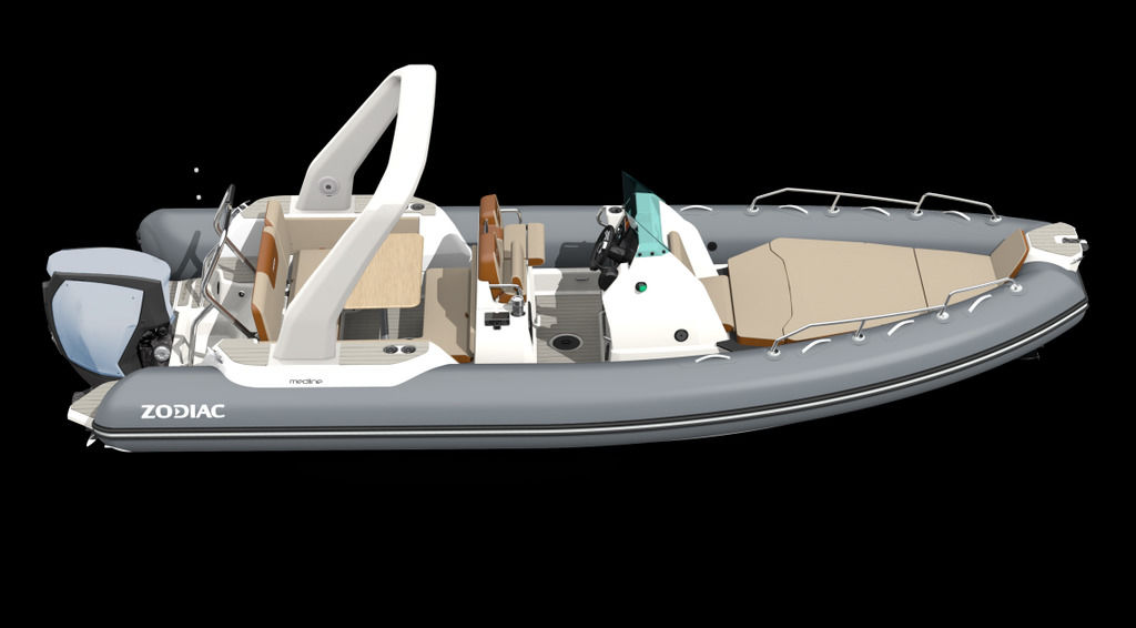 For Sale: 2021 Zodiac Medline 7.5 ft<br/>Co2 Inflatable Boats - Oakville