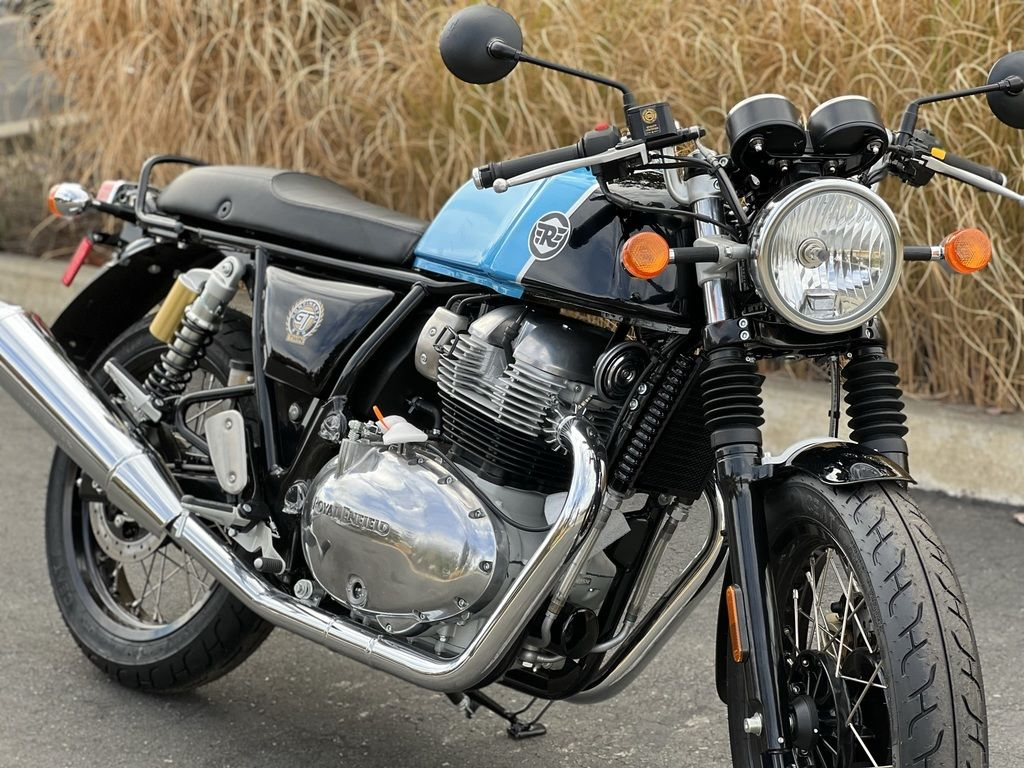 2022 royal enfield continental gt ventura storm for sale in las vegas