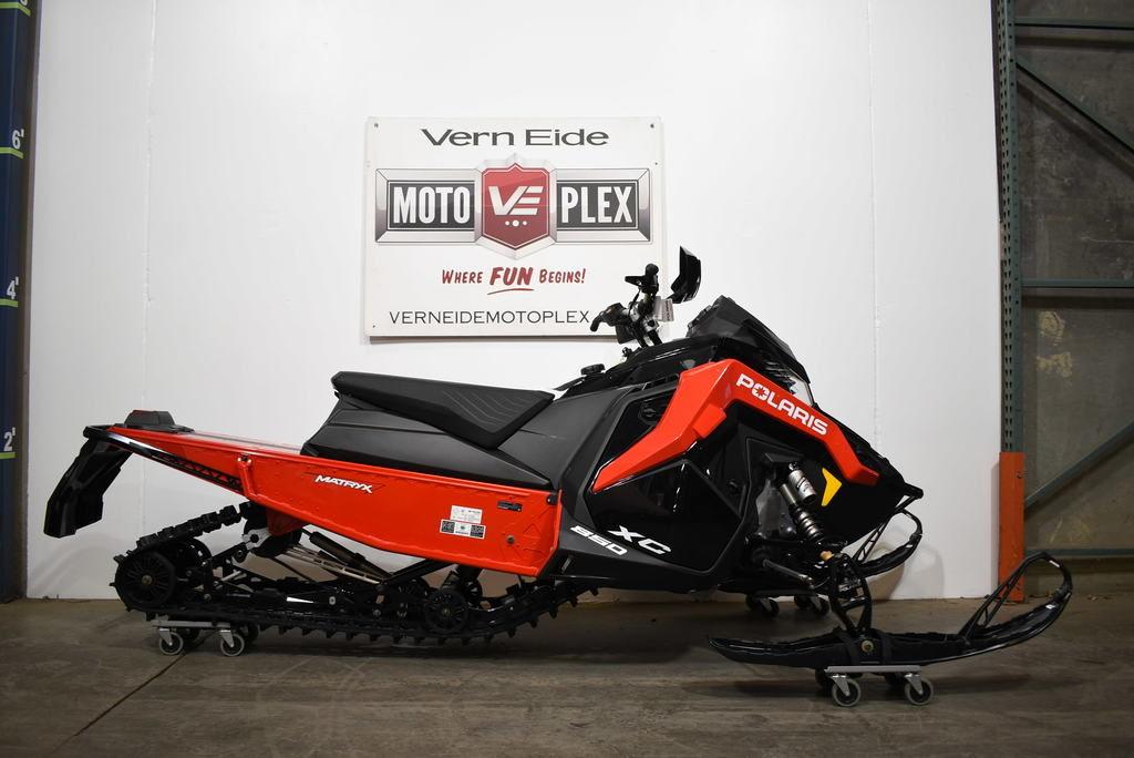 2021 Polaris® 850 Indy XC Launch Edition 137