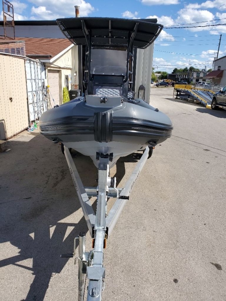 2021 Highfield boat for sale, model of the boat is Patrol 660 & Image # 6 of 6