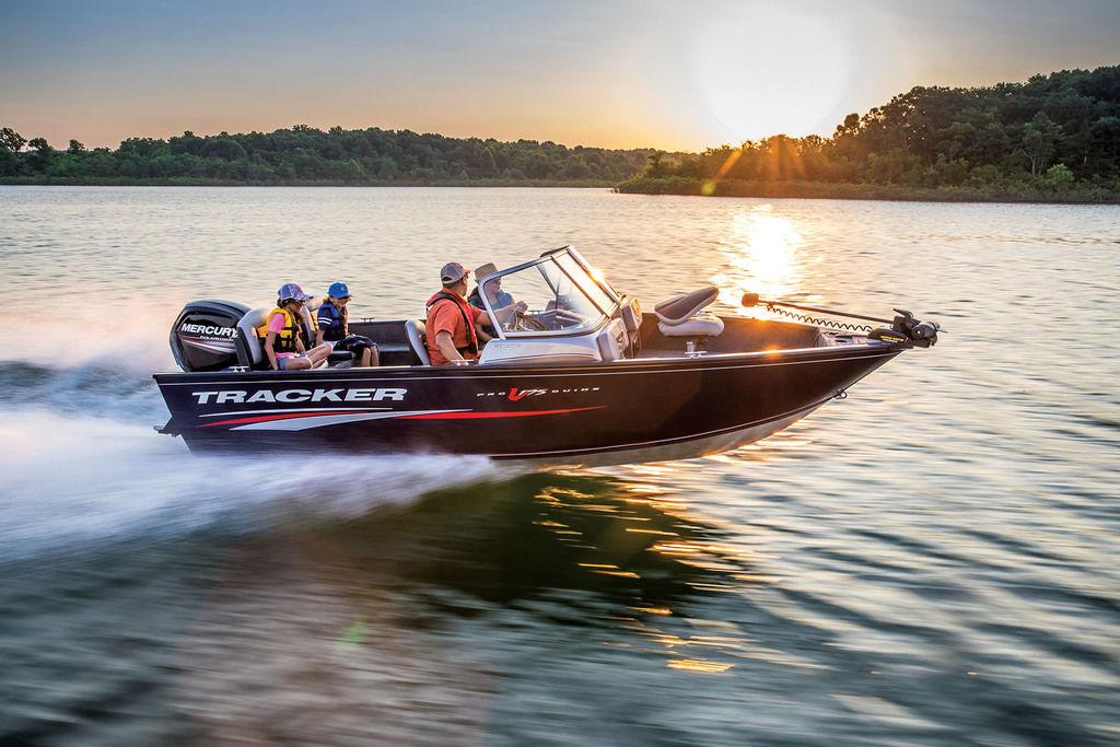 New  2019 Tracker® Boats Pro Guide V-175 Combo V-Hull in Hammond, Louisiana