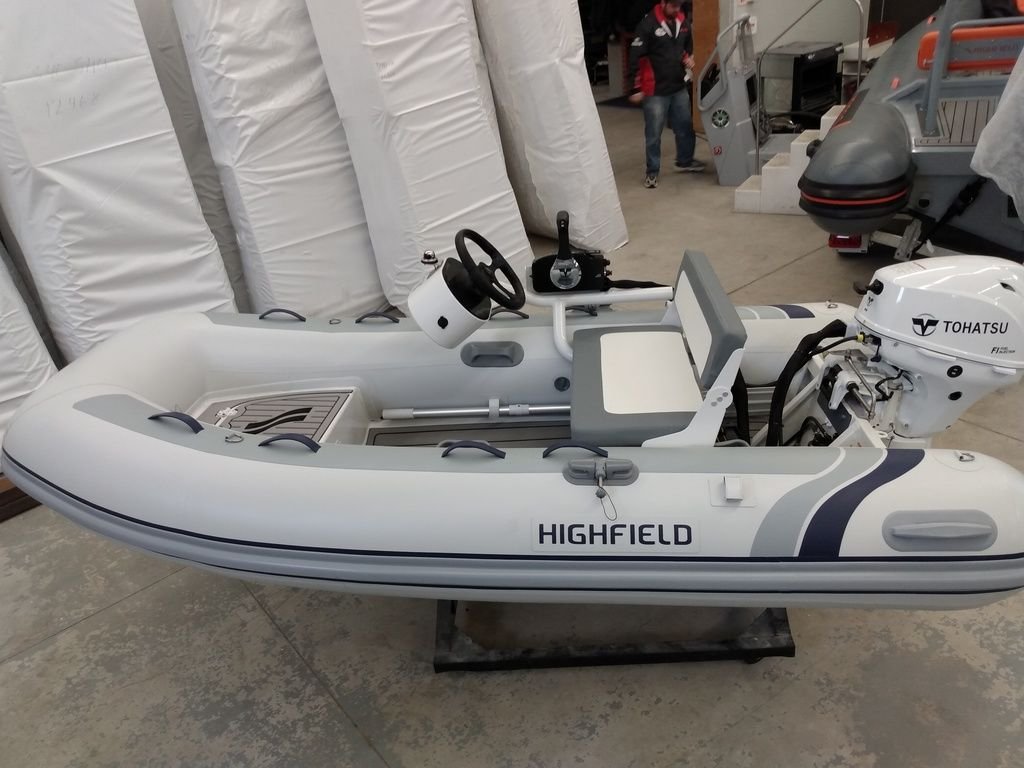 2020 Highfield boat for sale, model of the boat is CL 310 FCT & Image # 2 of 3