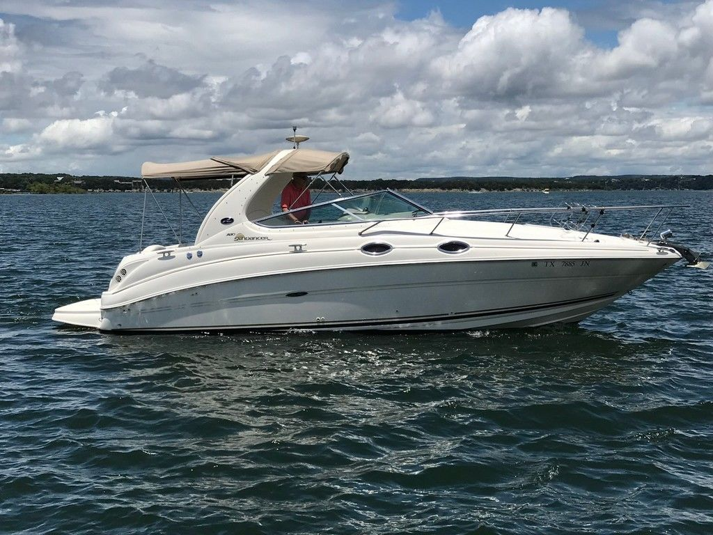 2001 SEA RAY 280 SUNDANCER for sale