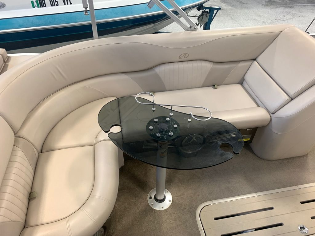 2015 Avalon boat for sale, model of the boat is Windjammer Fish 25' Rear & Image # 4 of 8