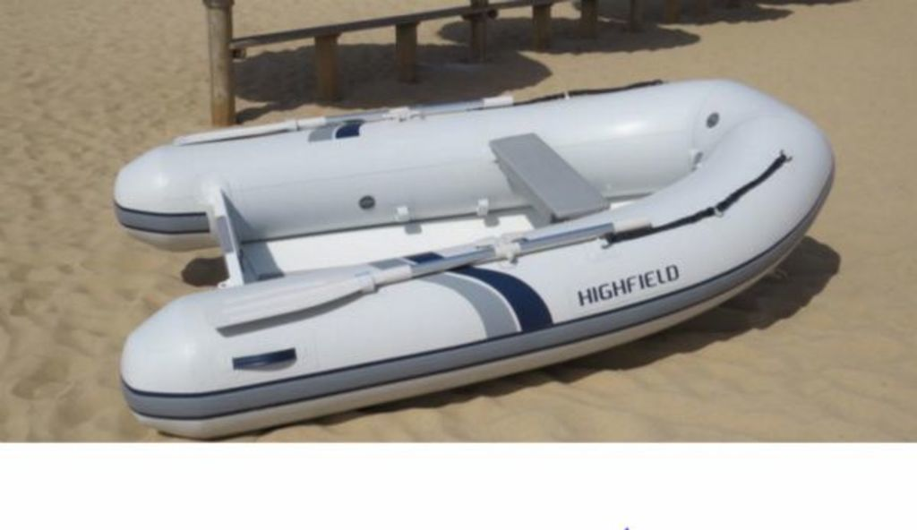 For Sale: 2021 Highfield Ul 260 ft<br/>Co2 Inflatable Boats - Oakville