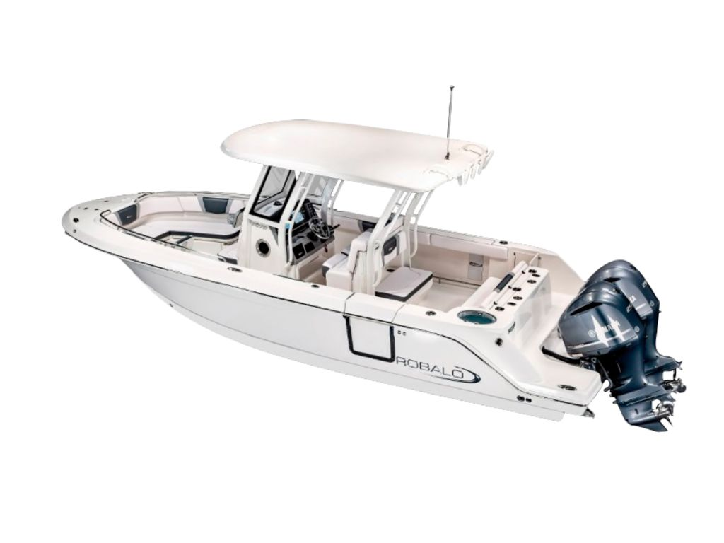New  2021 Robalo R272 Center Console in Gulfport, Mississippi