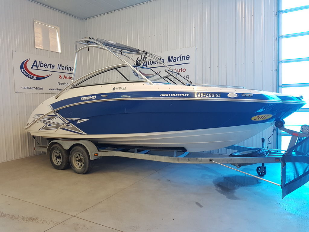 For Sale: 2011 Yamaha Sport Jet ft<br/>Alberta Marine