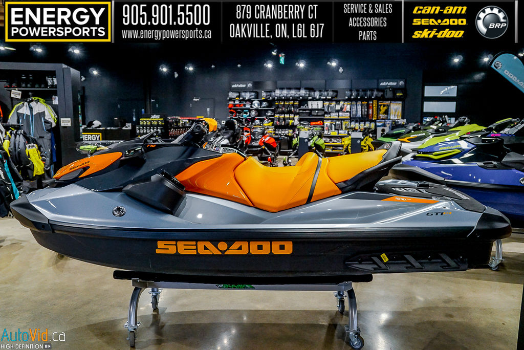 2020 Sea Doo PWC boat for sale, model of the boat is GTI™ SE 170 IBR & Sound System & Image # 4 of 13