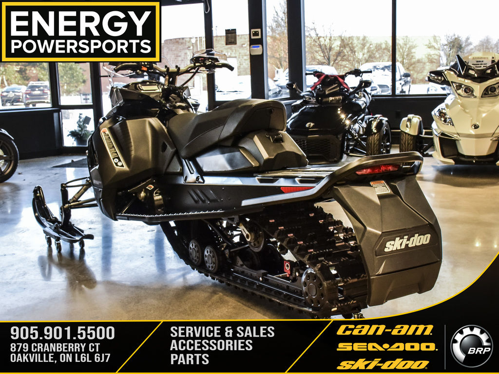 2020 Ski Doo boat for sale, model of the boat is Renegade® Adrenaline Rotax® 900 ACE™ TURBO Black & Image # 3 of 17