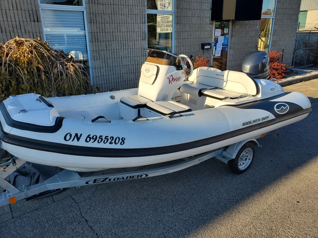 For Sale: 2020 Walker Bay Venture 14 ft<br/>Co2 Inflatable Boats - Oakville