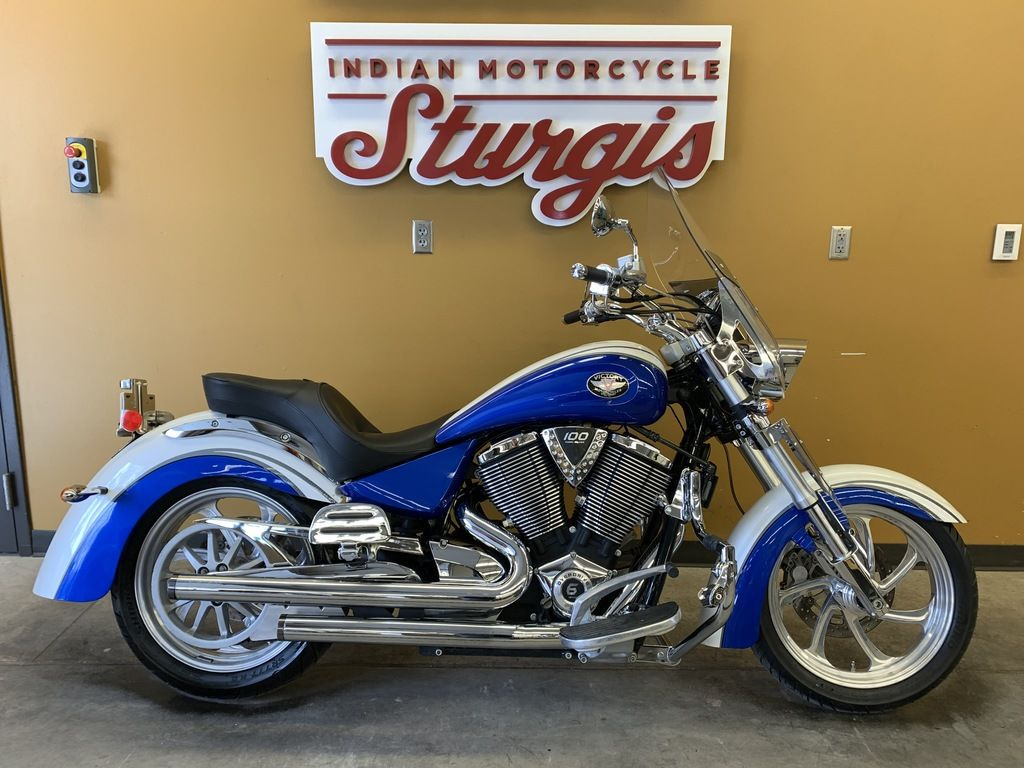 Pre-Owned 2007 Victory Motorcycles® Kingpin™