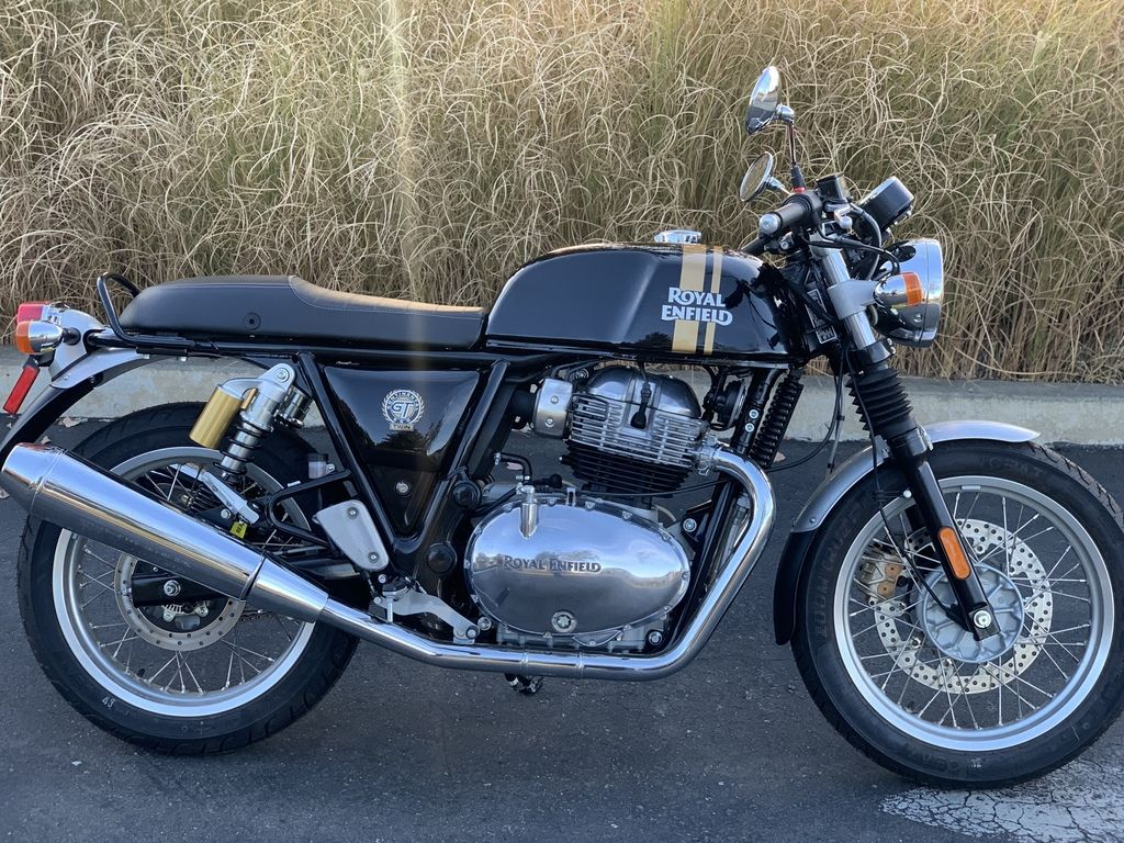 2021 royal enfield continental gt black magic for sale in las vegas
