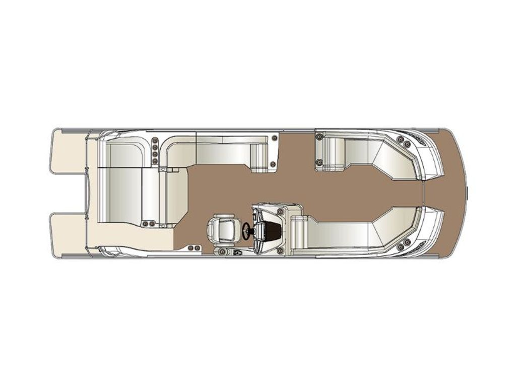 2021 Harris boat for sale, model of the boat is Crowne SL 250 & Image # 2 of 2