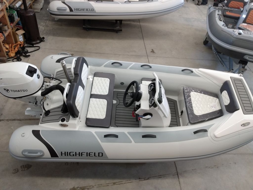For Sale: 2021 Highfield Sport 330 Deluxe ft<br/>Co2 Inflatable Boats - Oakville
