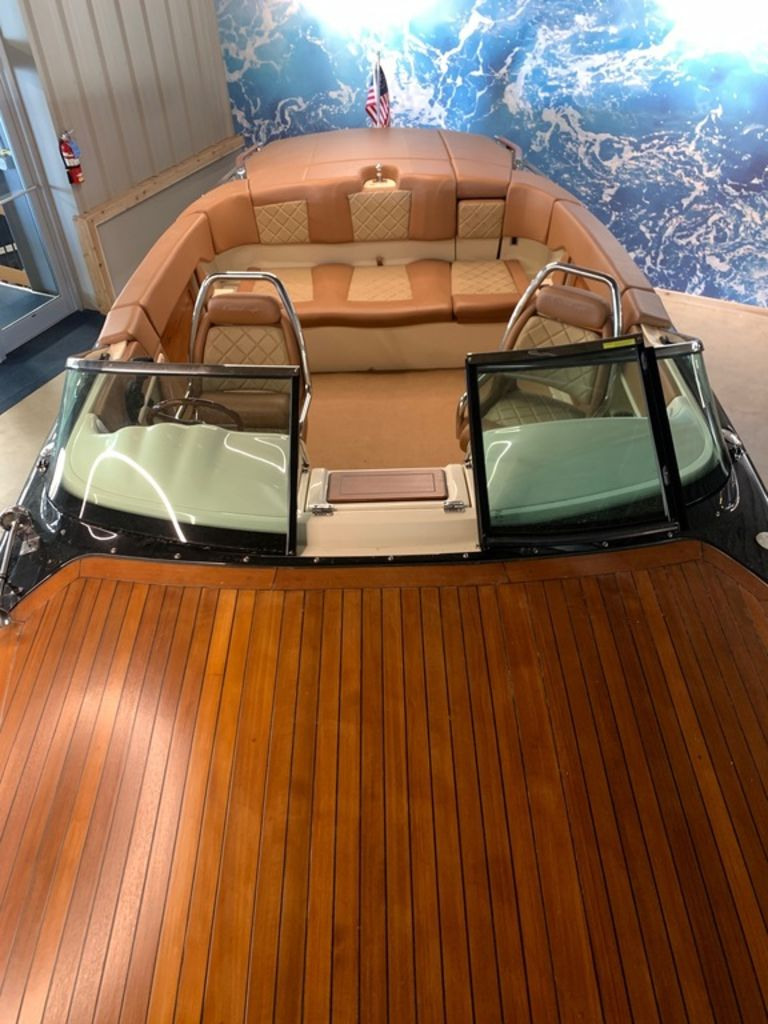 2017 Chris Craft boat for sale, model of the boat is Capri 25 & Image # 11 of 13