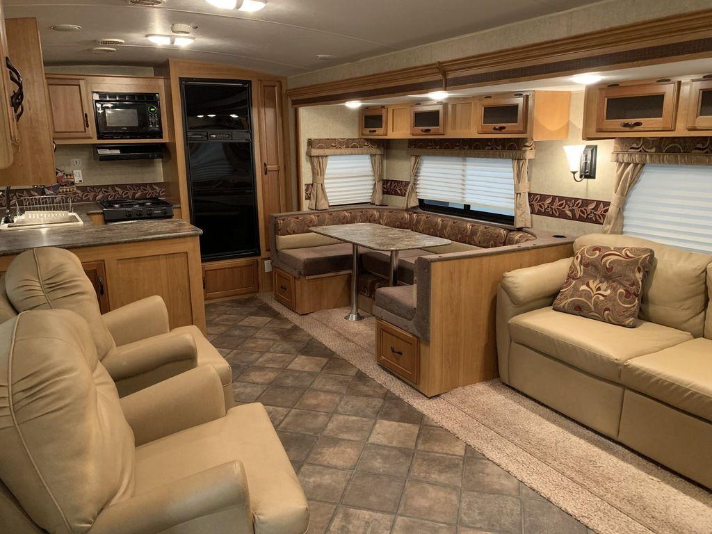 2012 KZ RV Spree® 321RKS