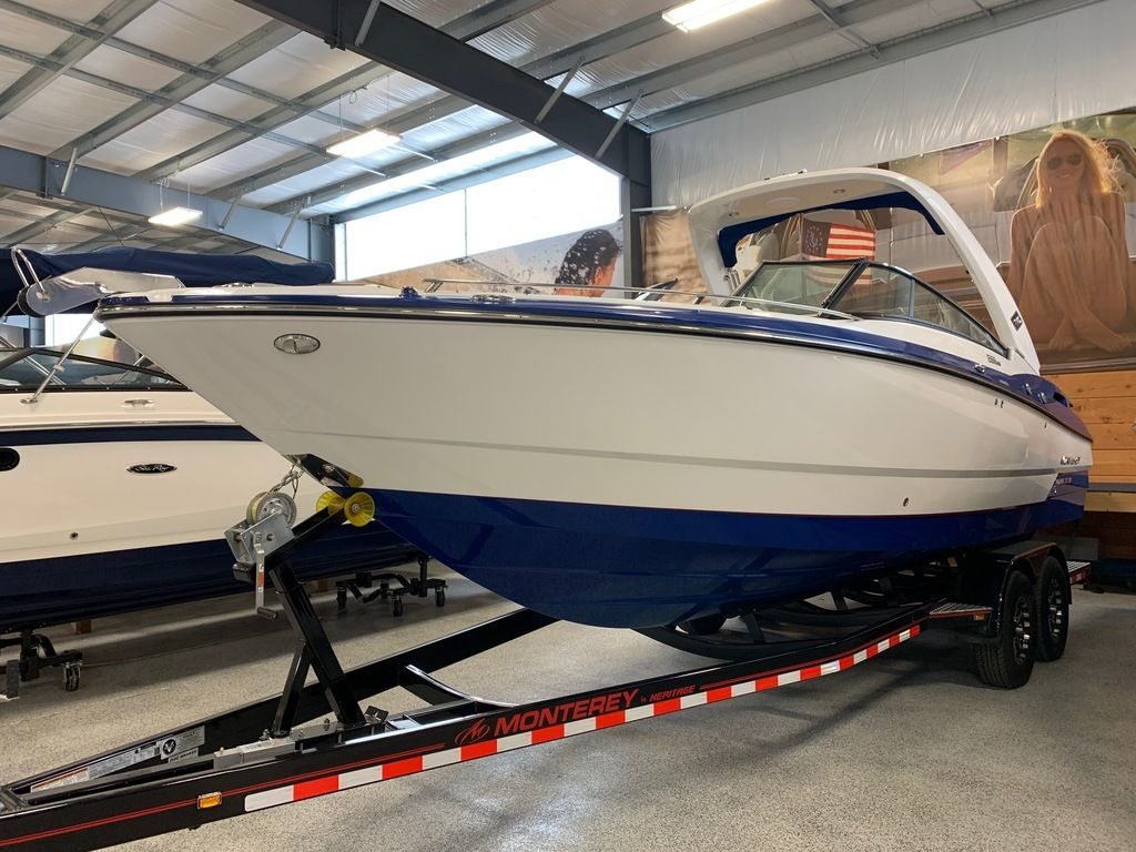 2019 Monterey boat for sale, model of the boat is 298SS & Image # 1 of 9