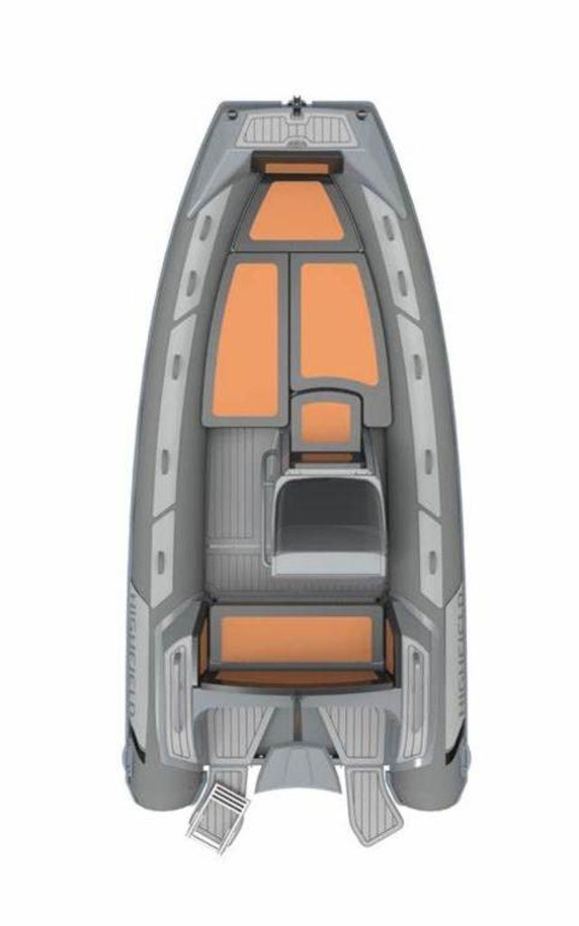For Sale: 2021 Highfield Sport 520 ft<br/>Co2 Inflatable Boats - Oakville