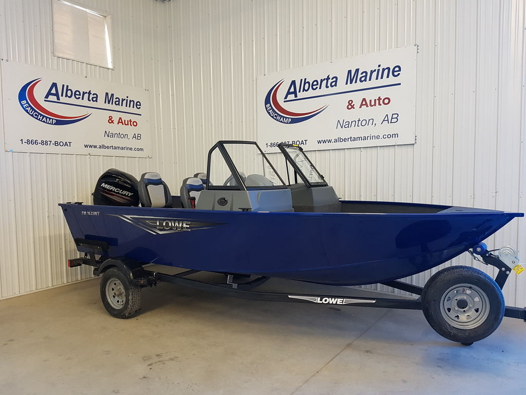 For Sale: 2019 Lowe Fm 1625wt ft<br/>Alberta Marine
