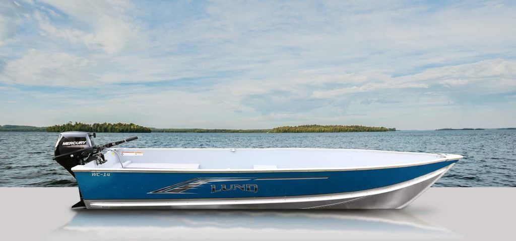 For Sale: 2020 Lund Wc-14 Fishboat ft<br/>Alberta Marine